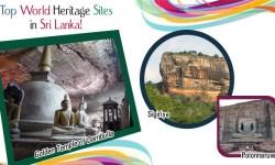 Top World Heritage Sites in Sri Lanka