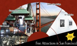 Free Attractions for Budget Vacationers Buying Tickets to San Francisco