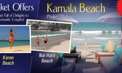 Phuket Offers Bucket Full of Delights to Romantic Couples