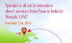 SpiceJet to Launch Direct Services from Pune to Sharjah