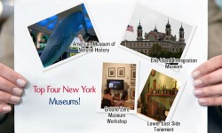 Top Four New York Museums - An Experience beyond Imagination