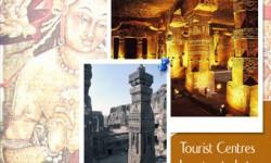 Tourist Centres Inaugurated at India's Ajanta, Ellora