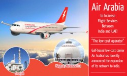 Air Arabia to Increase Flight Services Between India and UAE