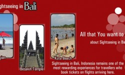 All that You want to Know about Sightseeing in Bali