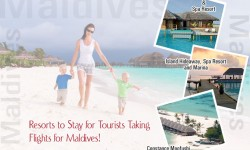 Best Resorts to Stay for Tourists Taking Flights for Maldives