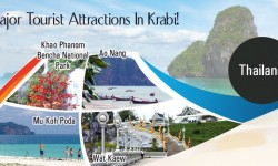 Get to know about Krabi and Its wondrous tourist Attractions