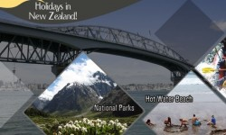 Ideas to Enjoy an Eventful Holiday in New Zealand