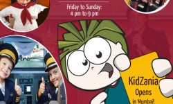 KidZania Opens in Mumbai, to Push Children Edutainment in India