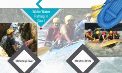 Rafting Depicts another Interesting Facet of Goa