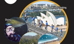 Thrilling Gambols of Sydney Do a World of Good to Travellers