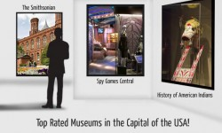 Travellers' Choice: Top Rated Museums in the Capital of the USA