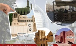 Editor's Pick: Dubai's Top 5 Attractions Offering a Slice of Old Arabia