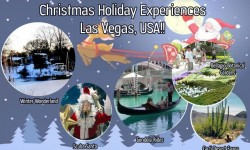 Five Unmatched Christmas Holiday Experiences of Las Vegas