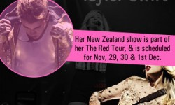 Justin Bieber & Taylor Swift to Storm Auckland