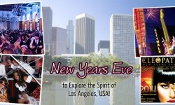 Unmatched New Years' Eve to Explore the Spirit of Los Angeles