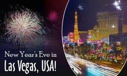 Tips for Celebrating New Year's Eve in Las Vegas, USA