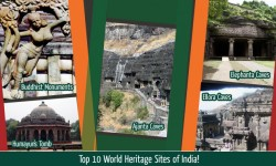 Top 10 World Heritage Sites of India