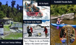 Top 5 Things to do on Hokitika Holidays in New Zealand's South Island