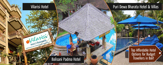 Top affordable hotel options for budget travellers in bali for Best affordable hotels in bali