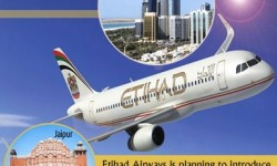 Abu Dhabi Based Etihad Airways to Start Operations to Jaipur, India