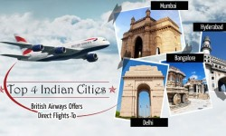 Top 4 Indian Cities British Airways Offers Direct Flights
