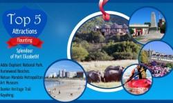 Top 5 Attractions Flaunting Splendour of Port Elizabeth