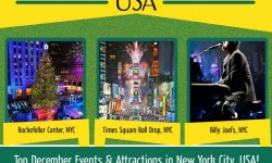 Top December Events & Attractions in New York City, USA