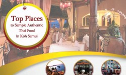 Top Places to Sample Authentic Thai Food in Koh Samui