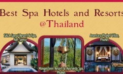 Best Spa Hotels and Resorts at Thailand's Key Destinations!
