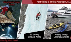 A Look at America's Most Chilling and Thrilling Adventures