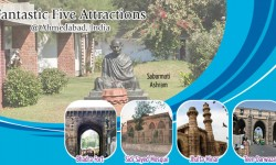 Fantastic Five Attractions from Ahmedabad, India