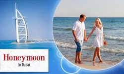 Top Seven Activities for Newly Weds on Honeymoon to Dubai