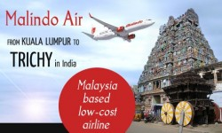 Malaysia's Malindo Air Launches Flight Services to India