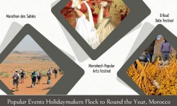 Morocco - Popular Events Holidaymakers Flock to Round the Year