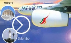 SriLankan Airlines Starts Operating Daily Colombo-Muscat Flights