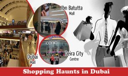 Dazzling Dubai - Tickets to Top of the line Shopping Haunts in Dubai