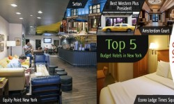 Top 5 Budget Hotels in New York Near Times Square