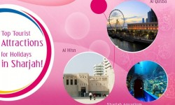 Top Tourist Attractions for Holidays in Sharjah