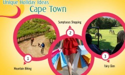 Unique Holiday Ideas, If Booking Flights to Cape Town