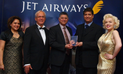 Jet Airways Awards Southall Travel 'Best Overall Agent' Sixth Time in a Row