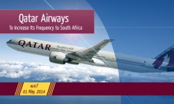 Qatar Airways to Increase Its Frequency to South Africa; Introduce Dreamliner