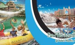 Relish a Fun-filled Adventurous Day at Dubai's Atlantis, The Palm