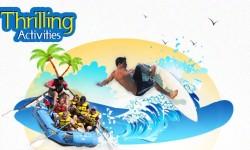 Top 3 Activities for Adrenalin Junkies Booking Flights to Durban