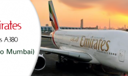 Emirates to Introduce Airbus A380 on Major Indian Route