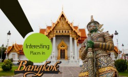 Interesting Places to Capture the Soul of Bangkok