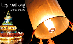 Loy Krathong Festival of Light – An Iconic Attraction of Thailand