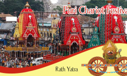 Puri Chariot Festival – A Peek into India's Immense Religious Diversion