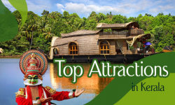 Top Attractions That Make Tickets on Kerala Bound Flights a Prized Commodity