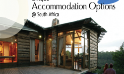 Unique accommodation options in South Africa That Will Change the Traveller's Perspective