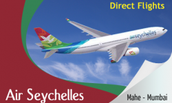 Air Seychelles to Offer Direct Flights on Mahé-Mumbai Route